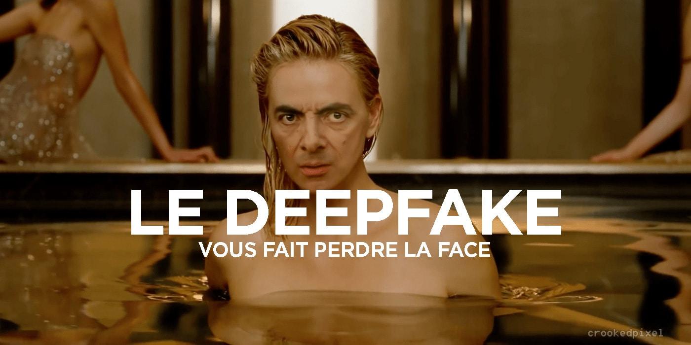 La Technologie Incroyable Du Deepfake Vous Fait Perdre La Face