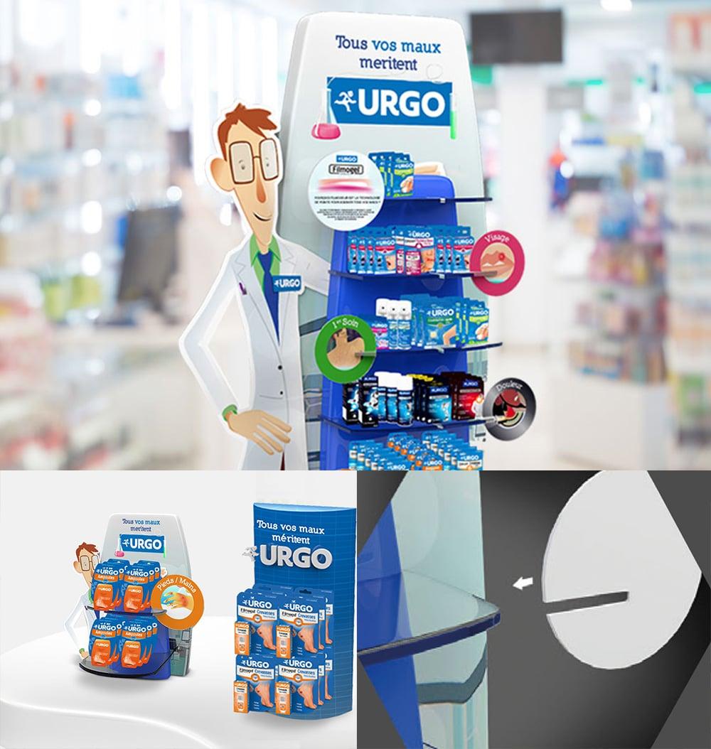 Urgo-design-espace-instore-leading