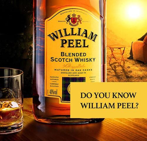 William-Peel-campagne-de-marque