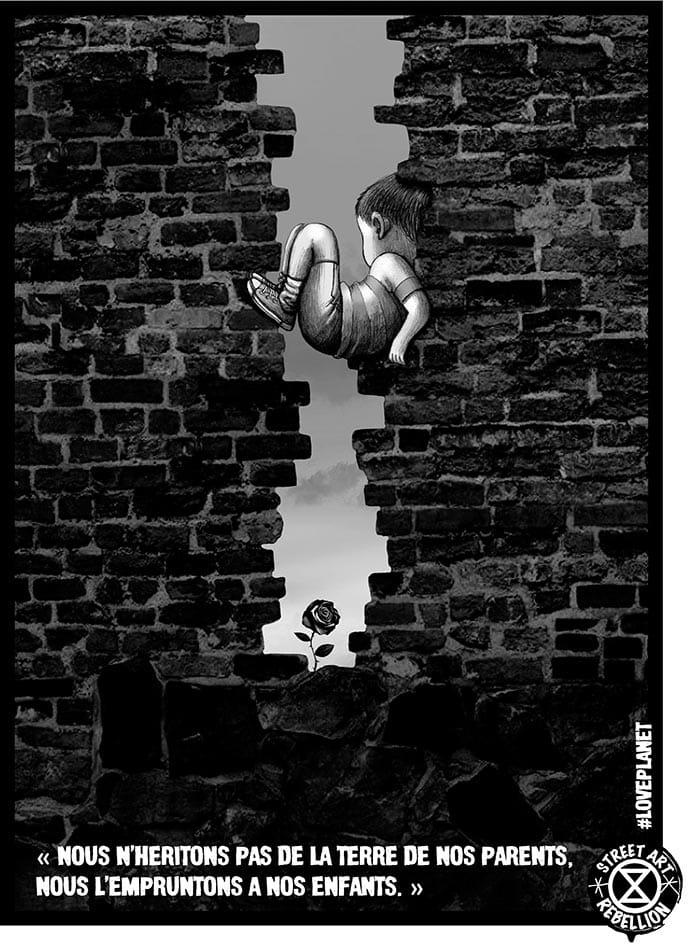 loveplanet Street Art Rebellion