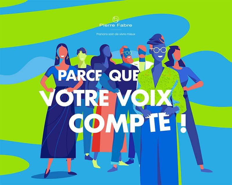 Pierre Fabre-engagementsurvey